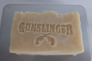 Gunslinger Beard Bar