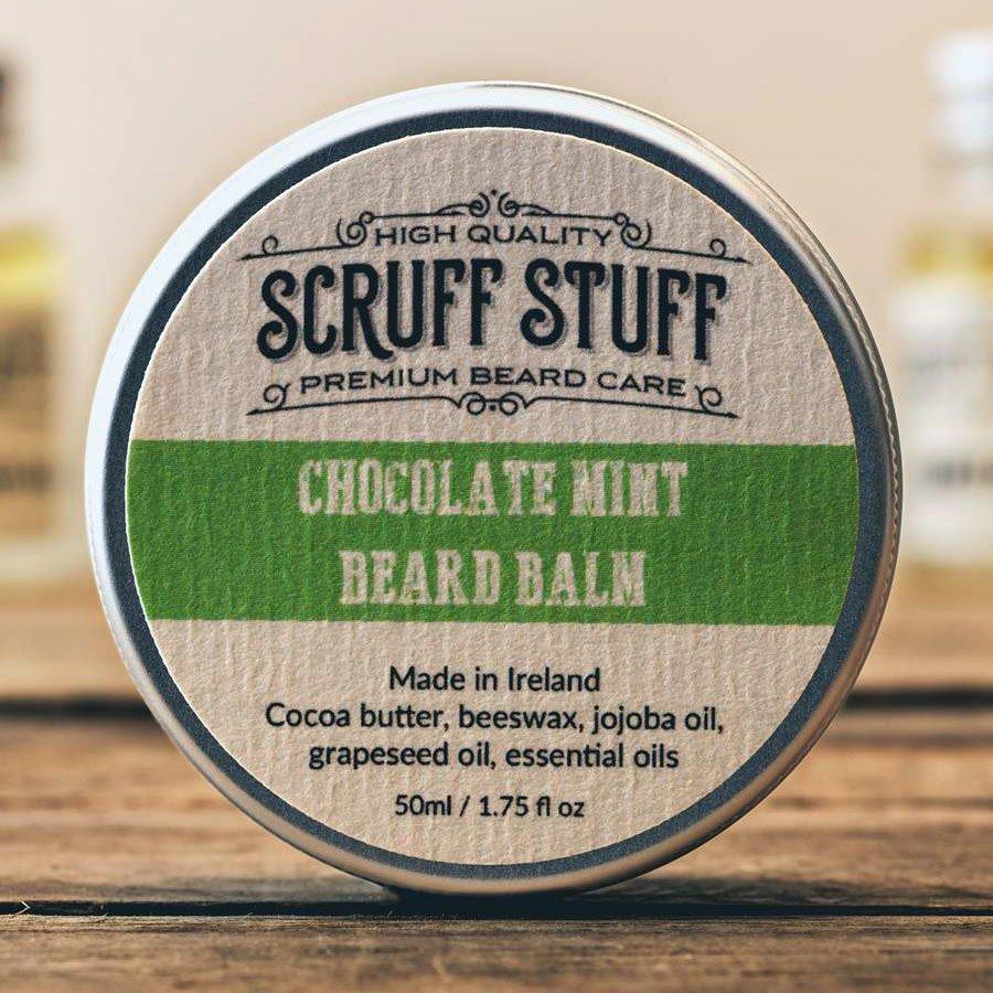 Review: Scruff Stuff 'Chocolate Mint' Beard Balm