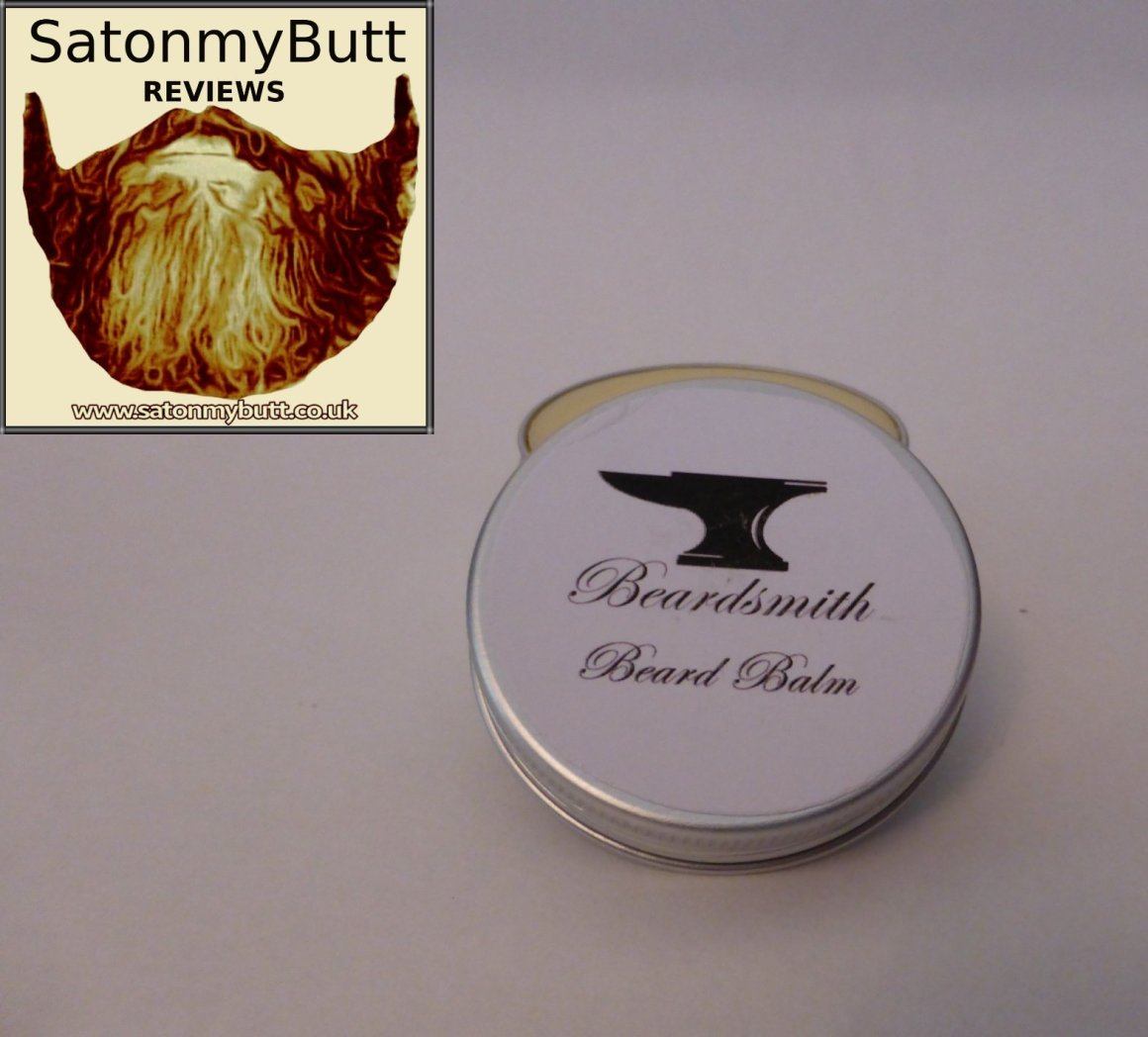 Review: Beardsmith Beard Balm