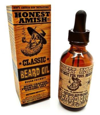 Review: Honest Amish Classic Beard Oil