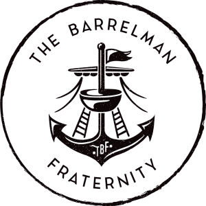 The Barrelman Fraternity logo