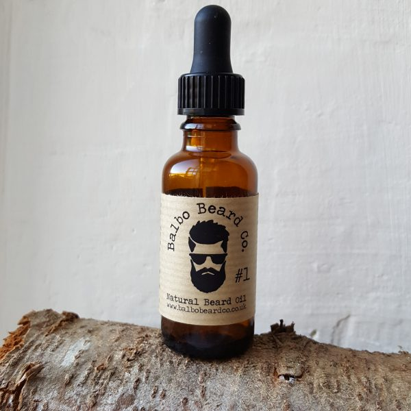 Balbo Beard Co #1 Beard Oil