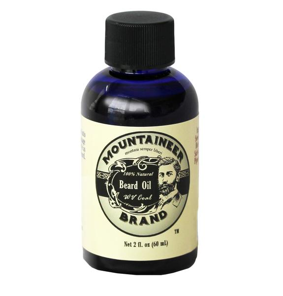 Review: Mountaineer Brand 'Coal' Beard Oil