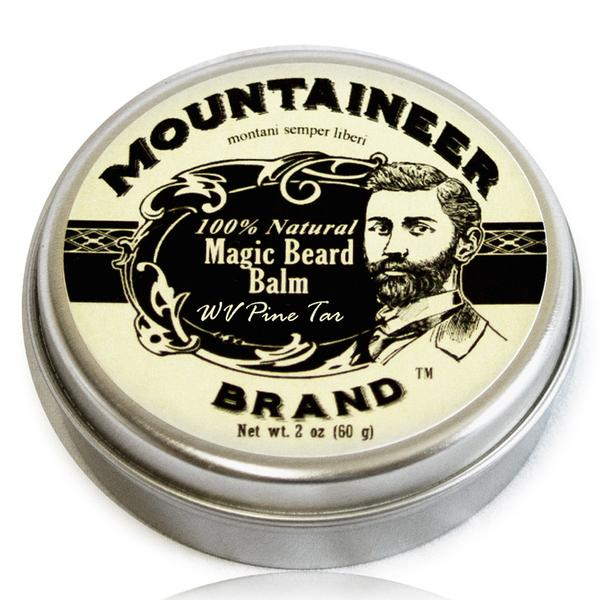 Mountaineer Brand Magic Beard Balm Pine Tar