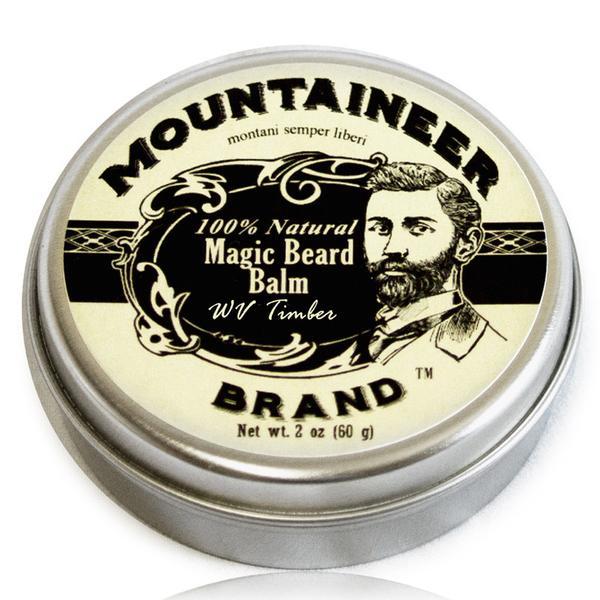 Review: Mountaineer Brand 'Timber' Beard Balm