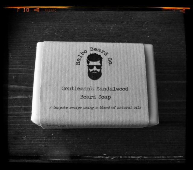 Review of Balbo Beard Co Beard Soap