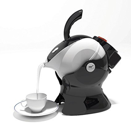 Review of Uccello Kettle the modern take on the tipping kettle