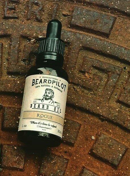 Beardpilot 'Rogue' Beard Oil