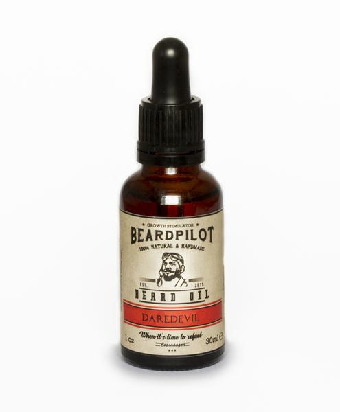 Review of Beardpilot 'Daredevil' Beard Oil