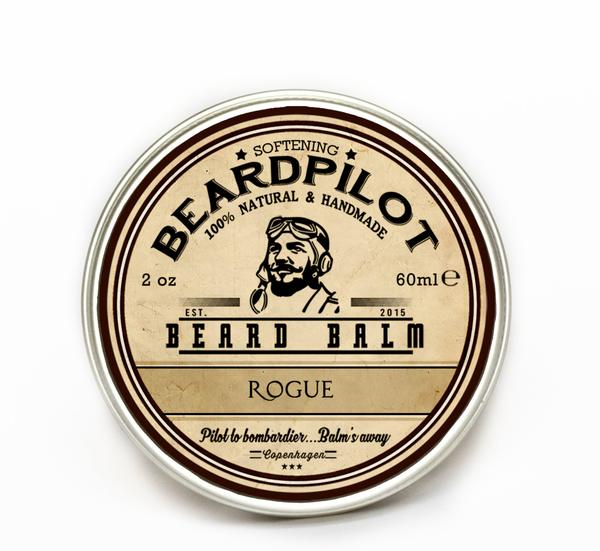 Review of Beardpilot 'Rogue' Beard Balm