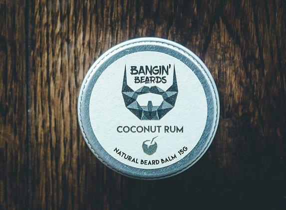 Bangin Beards 'Coconut Rum' Beard Balm