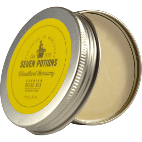 Review: Seven Potions 'Woodland Harmony' Beard Wax