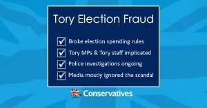 Tory fraud