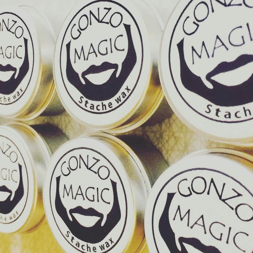 Gonzalez Beard Co 'Gonzo Magic' Stache Wax