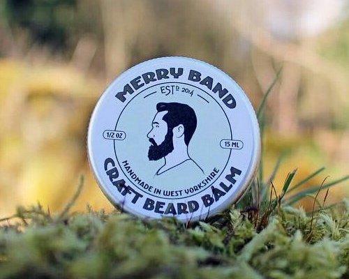 Merry Band Beard Oil 'Beard Balm'