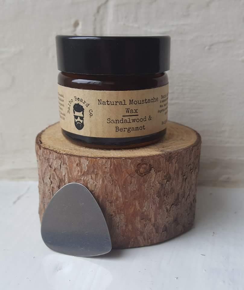 Balbo Beard Co 'Bergamot & Sandalwood' Beard Wax