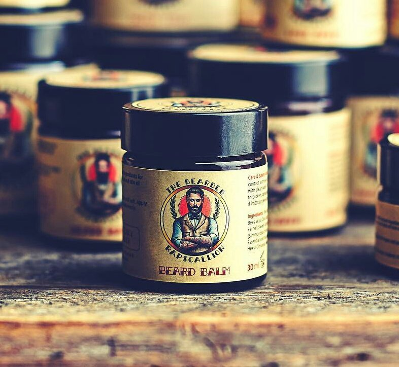 Review: The Bearded Rapscallion 'The Jolly Rascal' Beard Balm