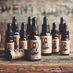 The Bearded Rapscallion 'The Racketeer' Beard Oil