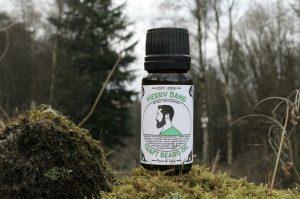 Merry Band Beard Oil 'Fresh & Zingy'
