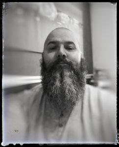 Using The Bearded Rapscallion 'The Loveable Rogue' Beard Balm