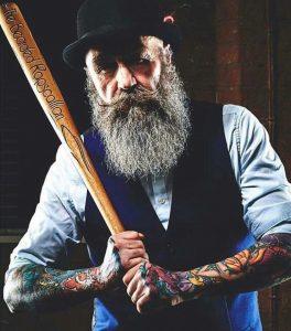 Bearded Rapscallion