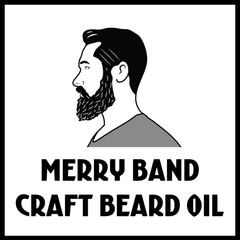 Merry Band Beard Oil