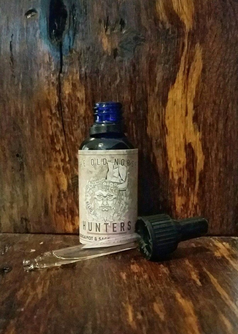 The Old Norse 'Hunters' Beard Oil