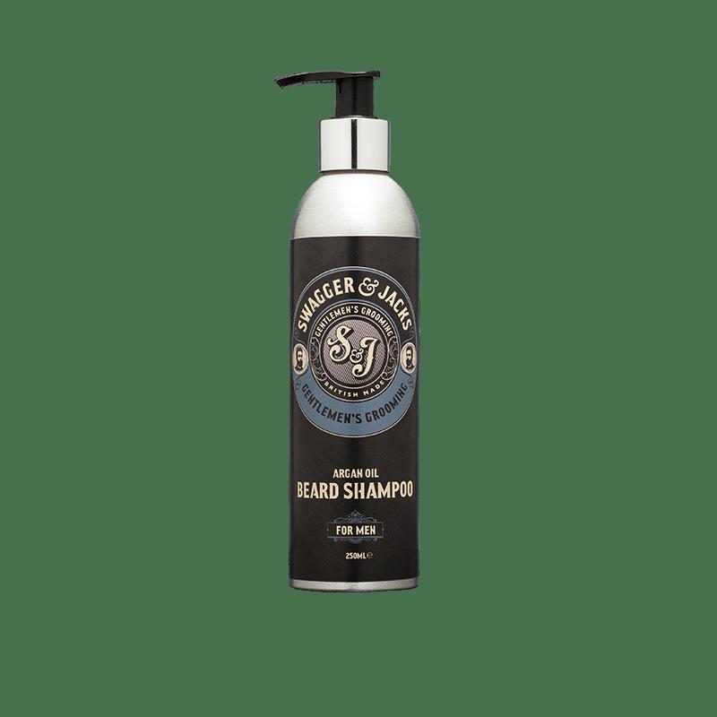 Swagger & Jacks Argan Oil Beard Shampoo