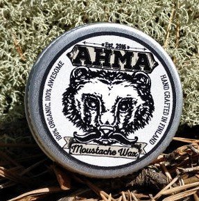 Review: Ahma Beard Products Moustache Wax