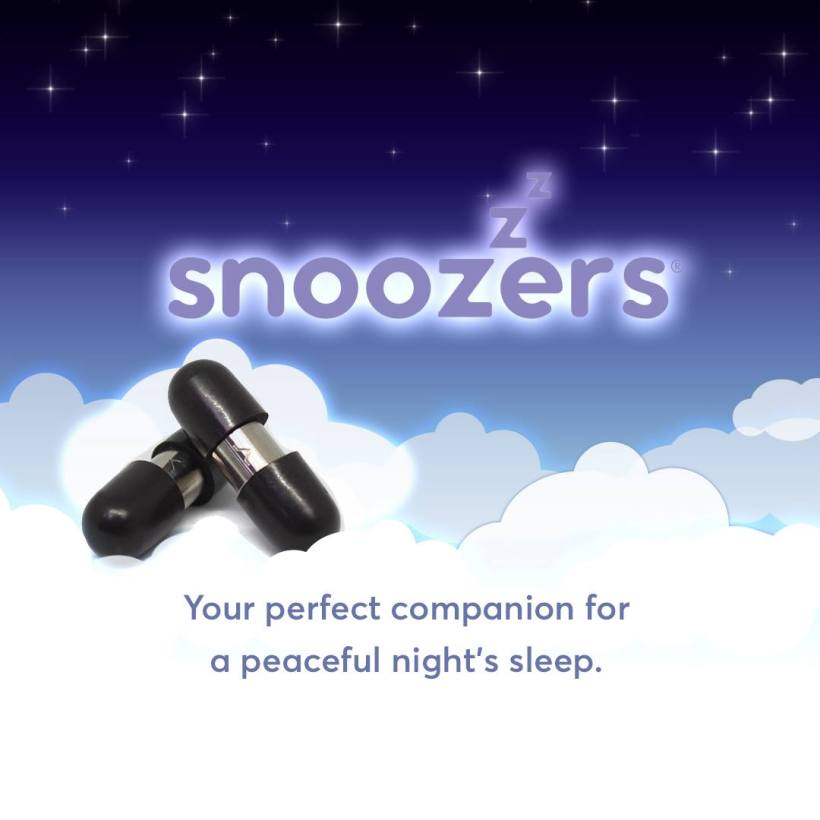 Flare Audio Snoozers ear plugs