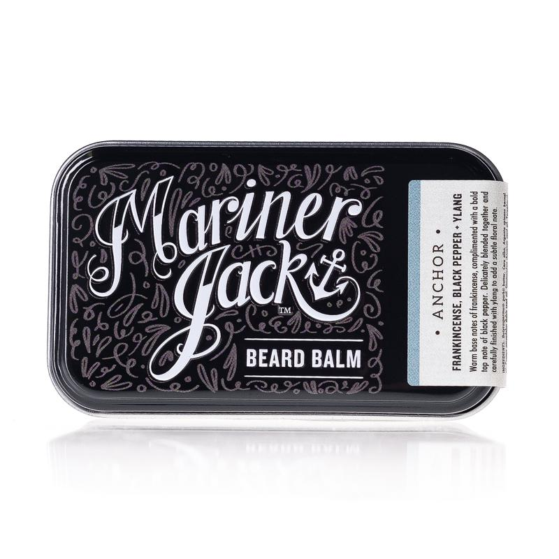 Mariner Jack 'Anchor' Beard Balm