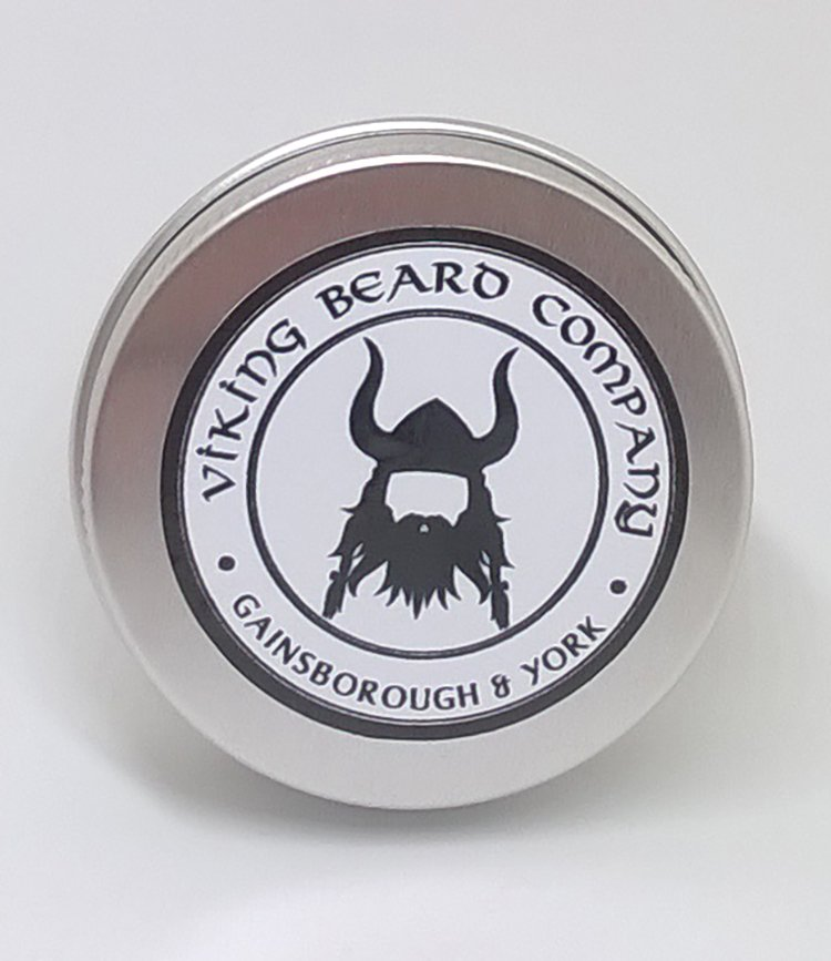 Viking Beard Company 'Shield Wall' Tache & Beard Wax