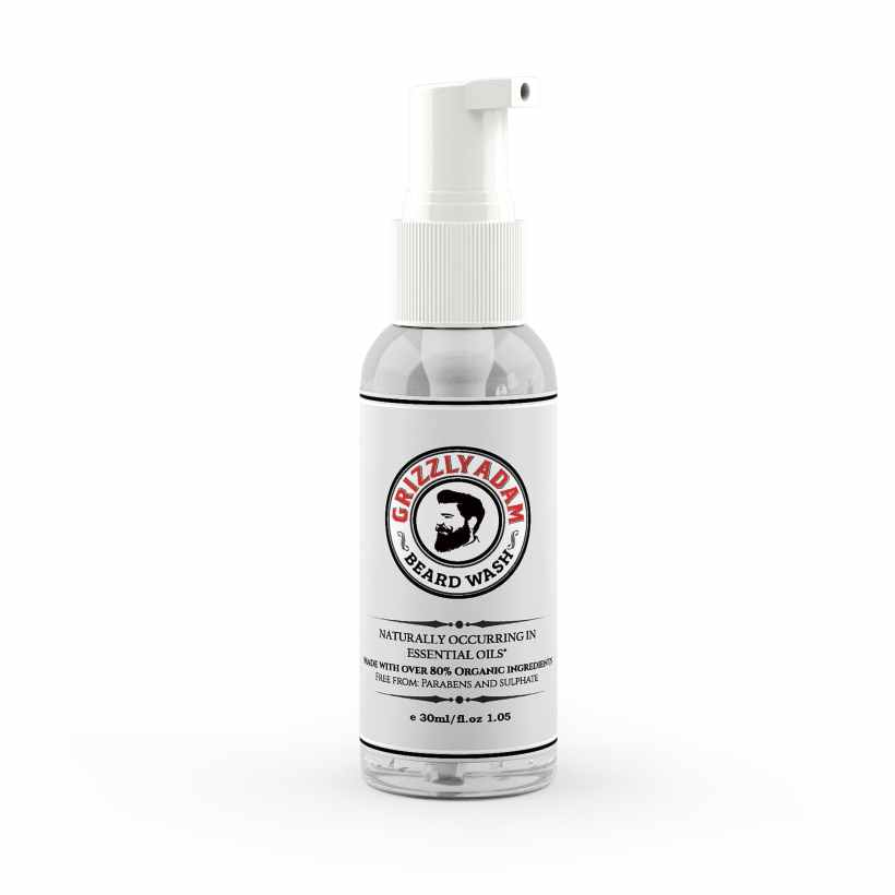 Review of Grizzly Adam Beard Wash