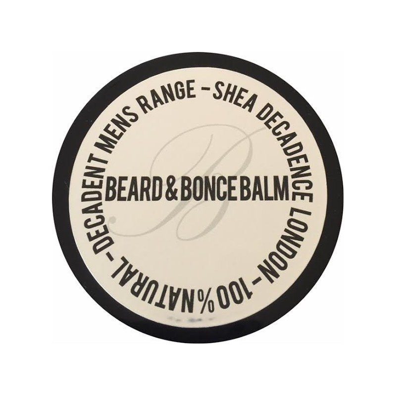 Review of Shea Decadence London Beard & Bonce Balm