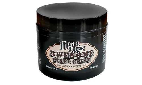 Review of High Life Awesome Beard Cream from befaf