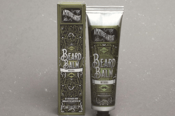 Review of the Apothecary 87 Muskoka Beard Balm from befaf