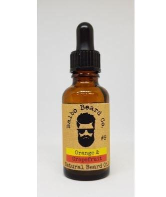 Review of Balbo Beard Co #9 Beard Oil