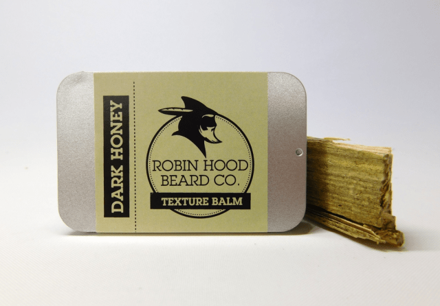 Review of Robin Hood Beard Co Dark Honey Texture Beard Balm