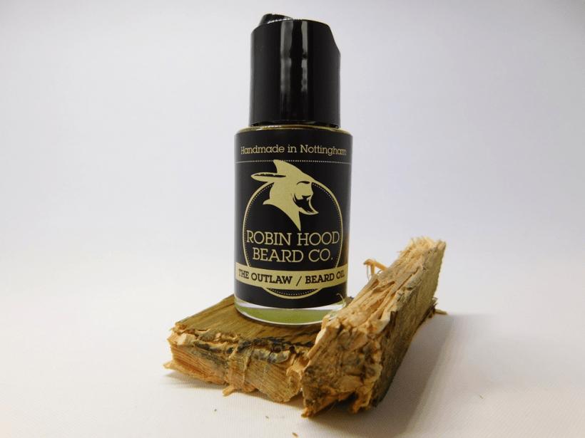 Review of Robin Hood Beard Co Outlaw Beard Oil