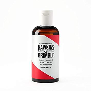 Review of Hawkins & Brimble Body Wash