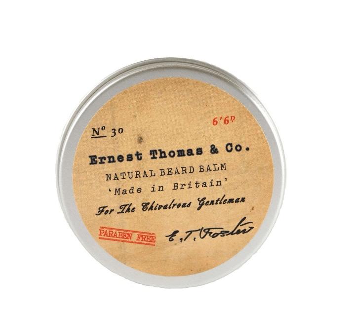 Review of Ernest Thomas & Co Beard Balm