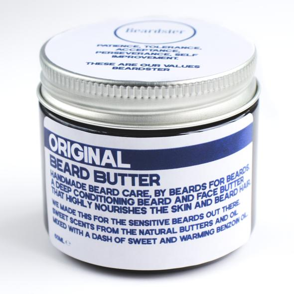 Review of Beardster Original Beard Butter