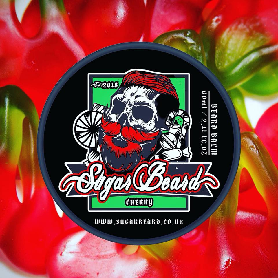 Review of Sugar Beard Cherry Beard Balm