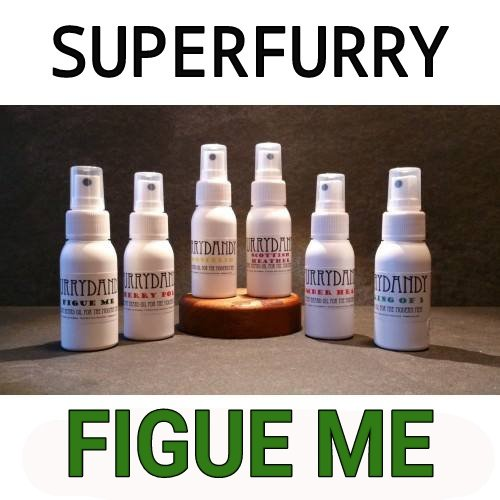 Review of Superfurry FURRYDANDY Figue Me Beard Oil