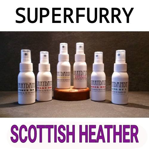 Review of Superfurry FURRYDANDY Scottish Heather Beard Oil