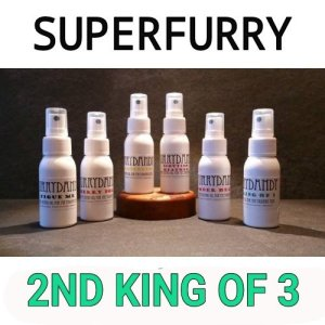 Review of Superfurry FURRYDANDY 2nd King of 3 Beard Oil