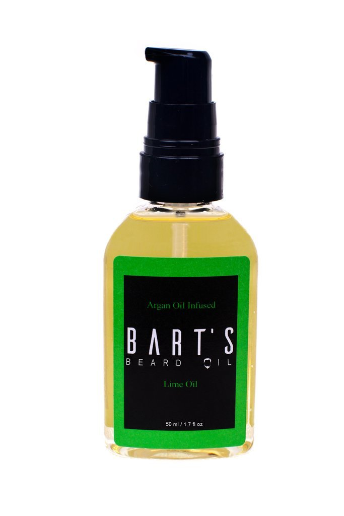 Review of Bart's Lime Beard Oil