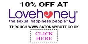 Lovehoney discount code