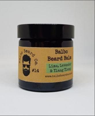 Review of the Balbo Beard Co #14 Beard Balm