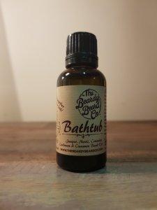 Review of The Beardy Beard Co Bathtub Beard Oil